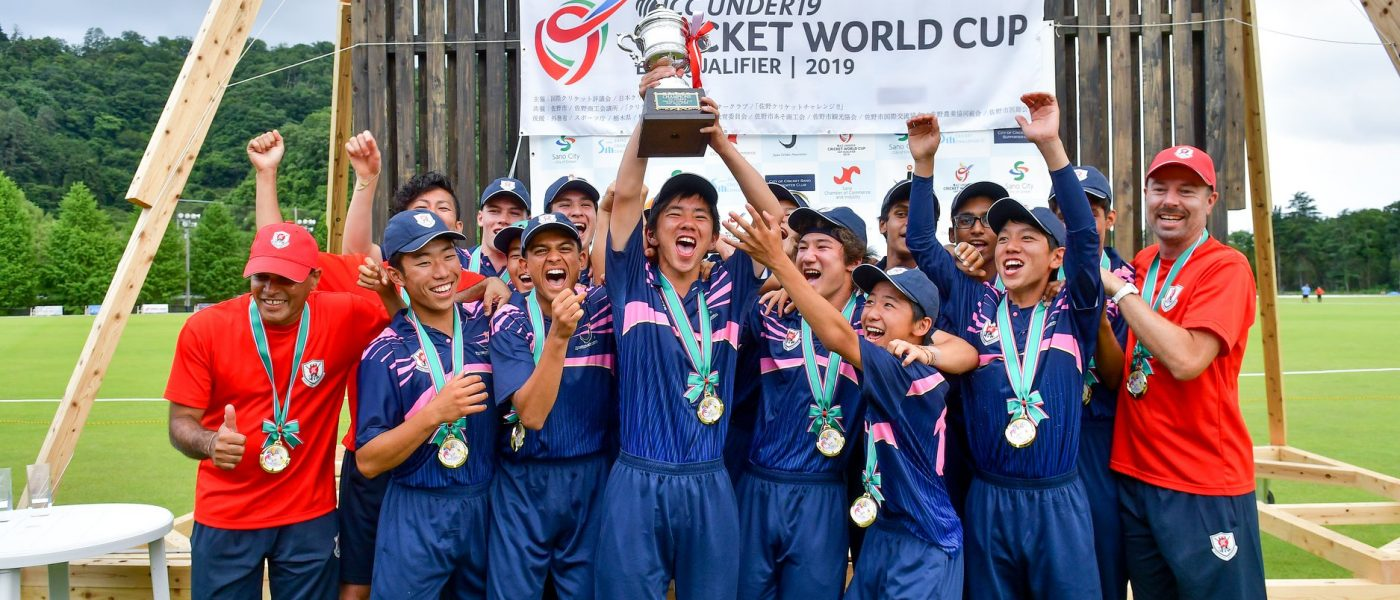 Japan U-19 team makes the whole country proud