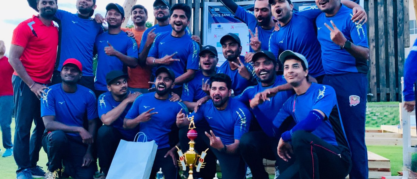 Runner's up Once, twice, thrice and finally Crowned champions-TCS